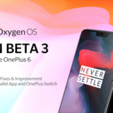 Download OxygenOS Open Beta 3 for OnePlus 6