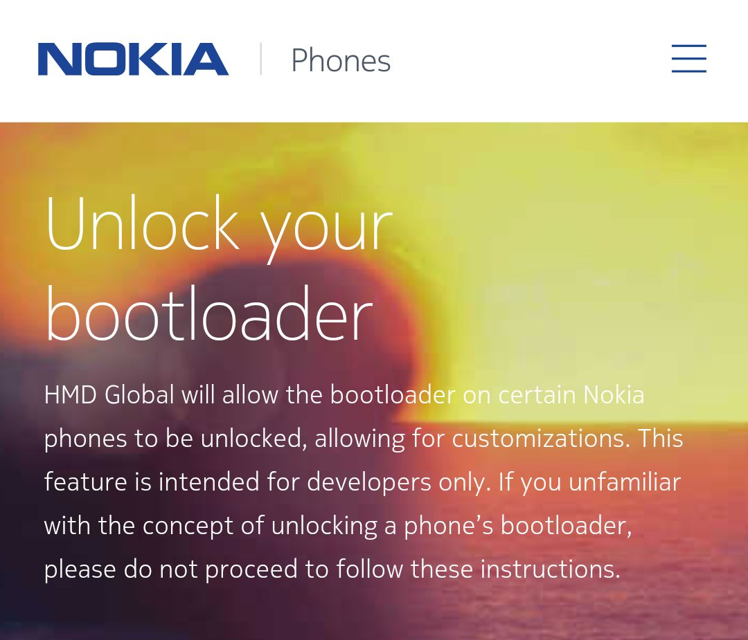 How to Unlock Bootloader of Nokia 8 Officially