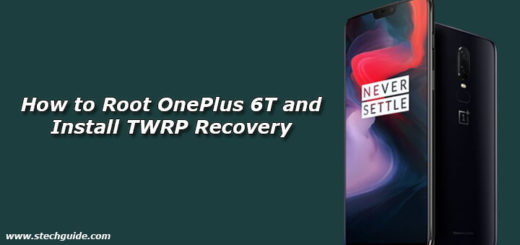 How to Root OnePlus 6T and Install TWRP Recovery