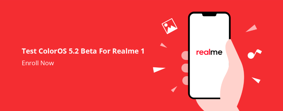 How to Register to Get ColorOS 5.2 on Realme 1