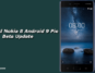 Download Nokia 8 Android 9 Pie Beta Update