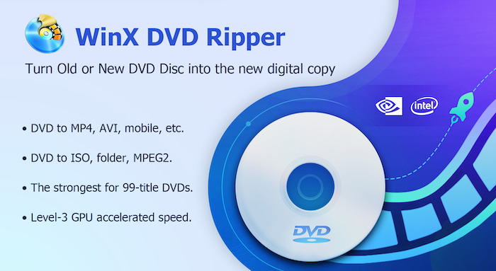 How to Free Rip DVD to Windows with Handbrake or WinX DVD Ripper