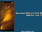 Download MIUI 10.2.2.0 Global Stable ROM for Poco F1