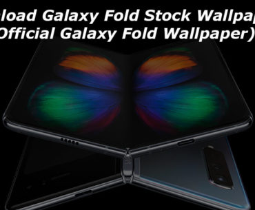 Download Galaxy Fold Stock Wallpapers (Official Galaxy Fold Wallpaper)