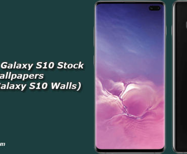 Download Galaxy S10 Stock Wallpapers (Official Galaxy S10 Walls)