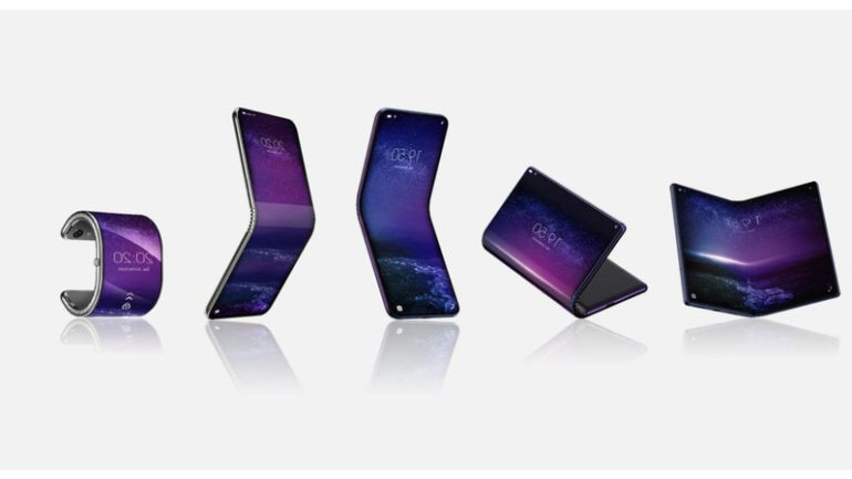 TCL's Foldable Phone