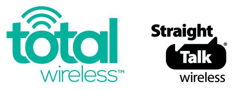 Total Wireless and Straight Talk