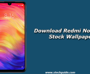 Download Redmi Note 7 Pro Stock Wallpapers