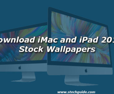 Download iMac and iPad 2019 Stock Wallpapers