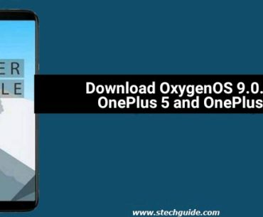 Download OxygenOS 9.0.7 for OnePlus 5 and OnePlus 5T