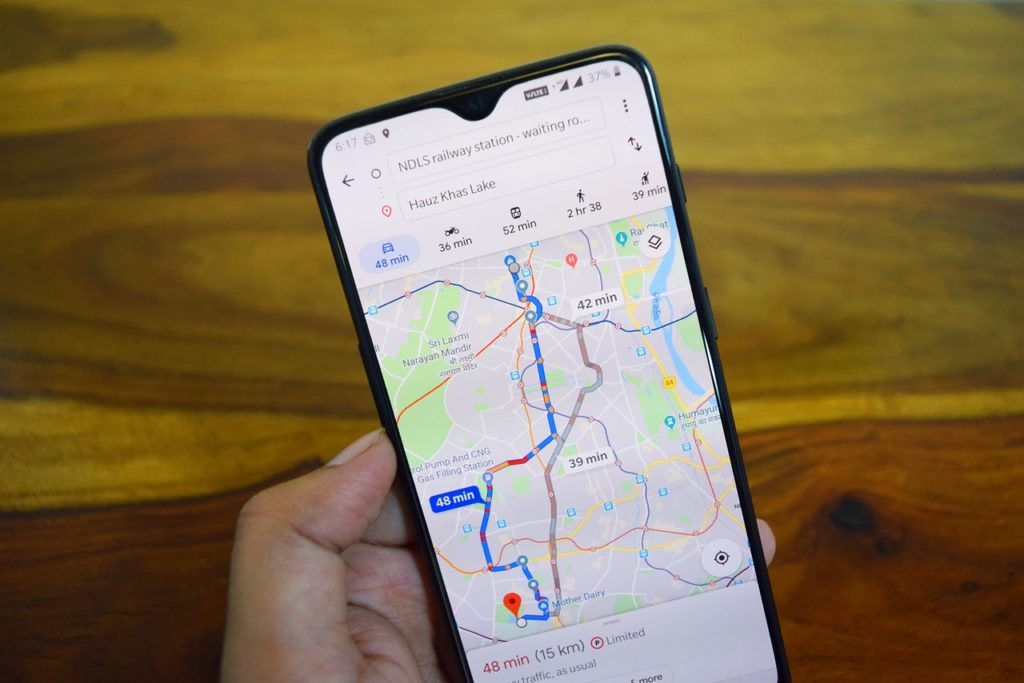 Google Maps Tricks