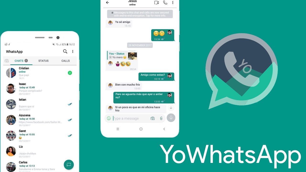 YoWhatsApp App Review