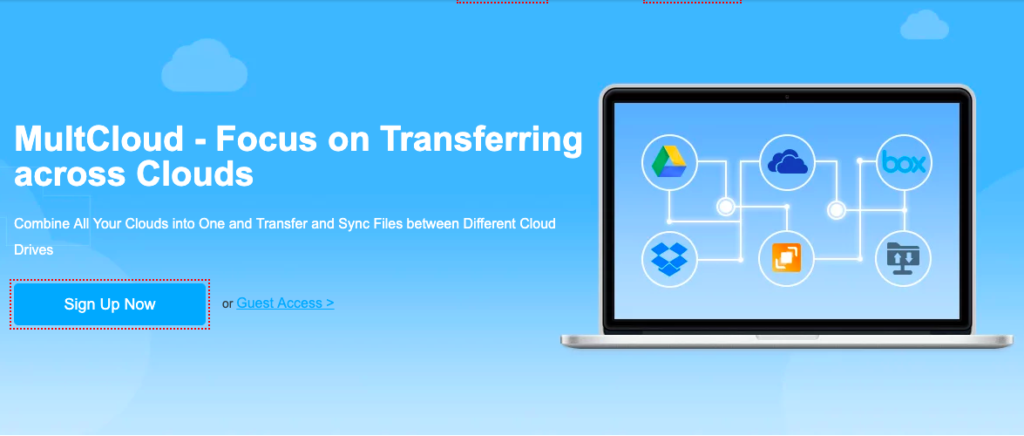 MultCloud Review: Manage all Cloud Drives into One