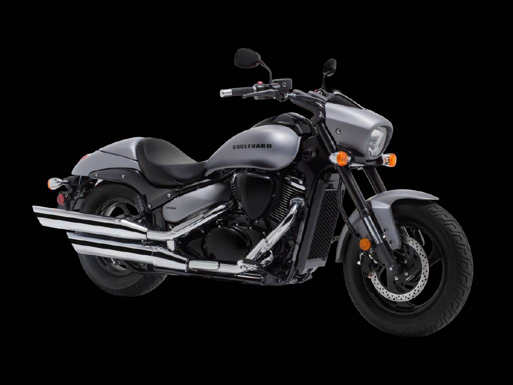 Mods for Suzuki Boulevard M50