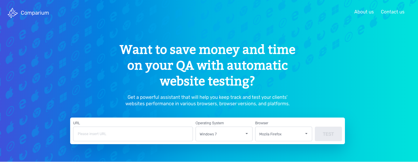Review of Cross-Browsing Website Testing Service Comparium