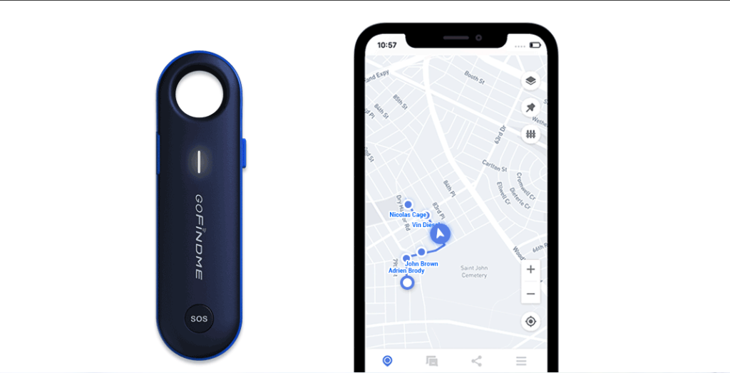 GoFindMe Review - A Real-Time GPS Tracker Works Without Cell Service
