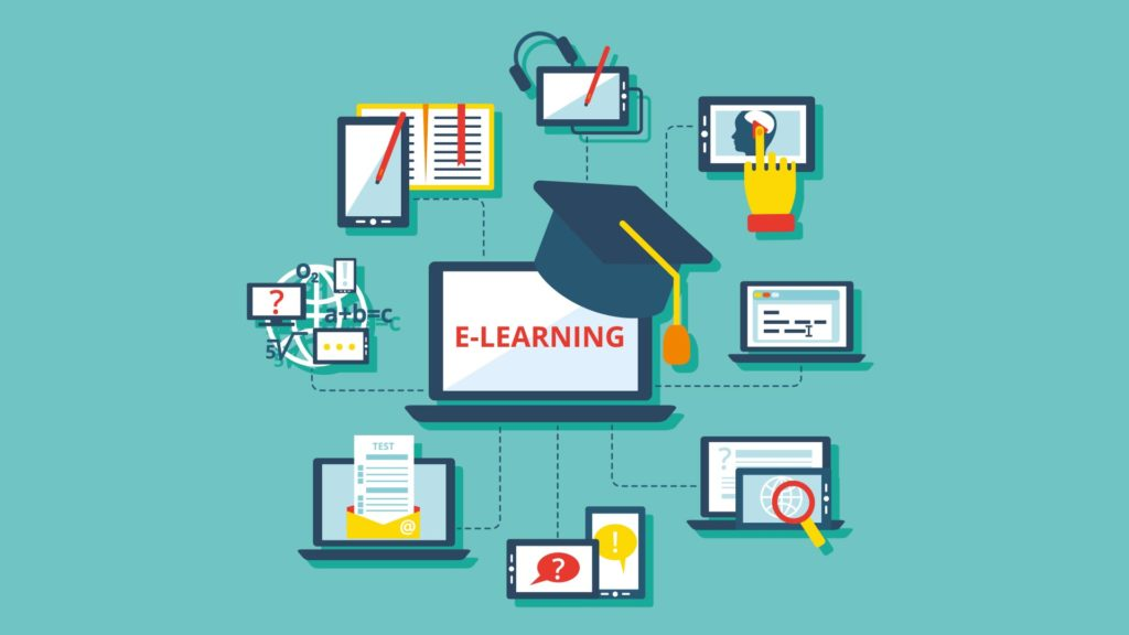 How Smartphones have a positive contribution on E-learning