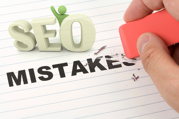 The Most Common SEO Errors Everyone Should Avoid