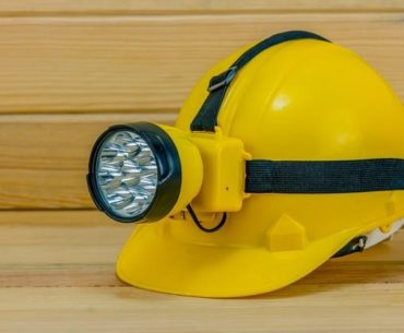 hard hat lights
