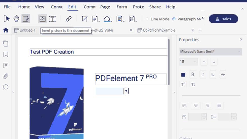 PDFelement 7 Pro