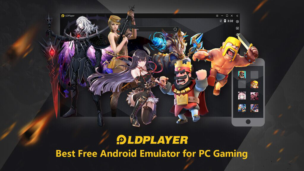 Play Graphics-Intensive Android Games on PC