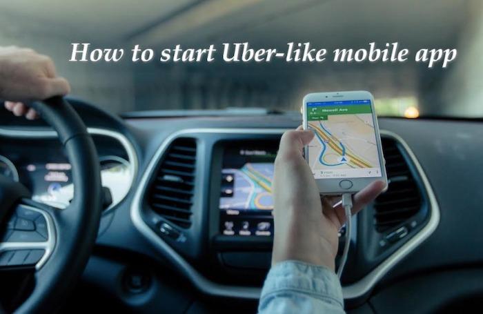 Uber-like app