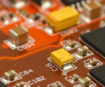 Application of Tantalum Capacitors
