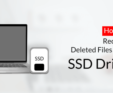 Recovery of deleted files from SSD devices