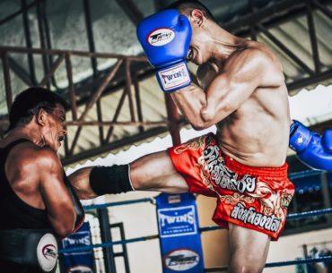 Online Technology for Muay Thai