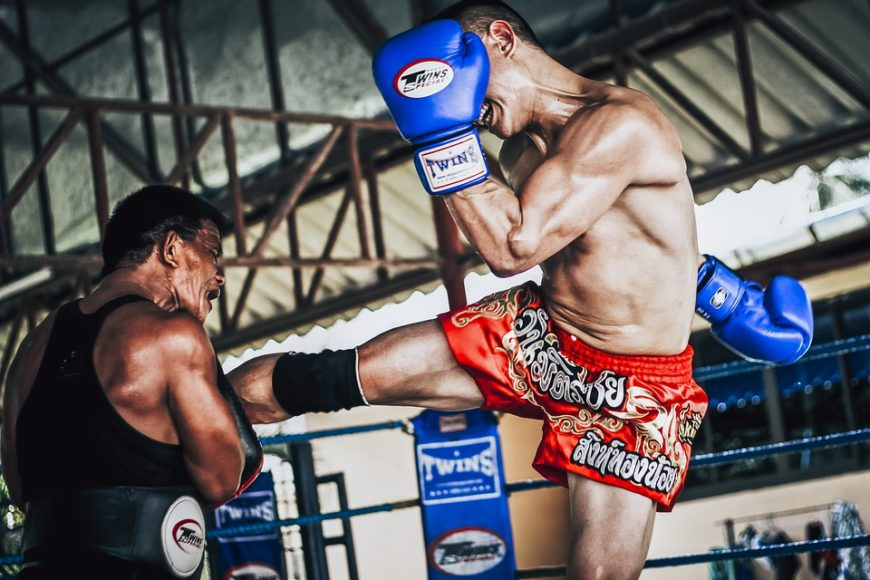 Online Technology for Muay Thai in Thailand for customer