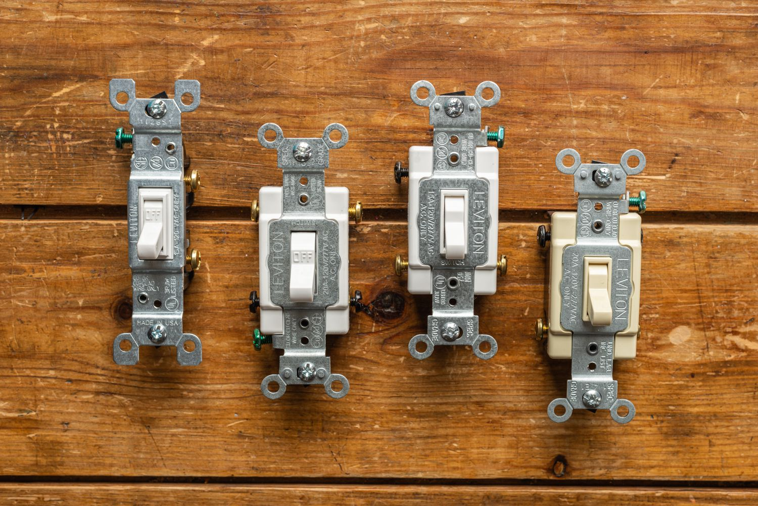Different Types of Switches