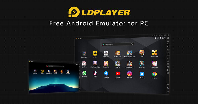 Choose LDPlayer To Download Among Us On PC for Free