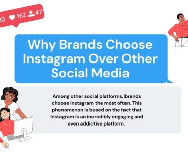 Choose Instagram Over Other Social Media