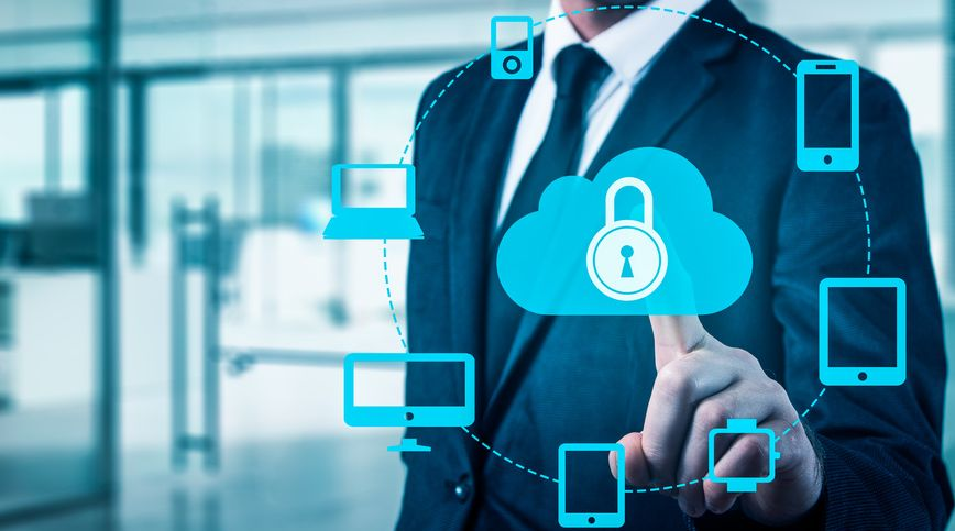 secure your company's data