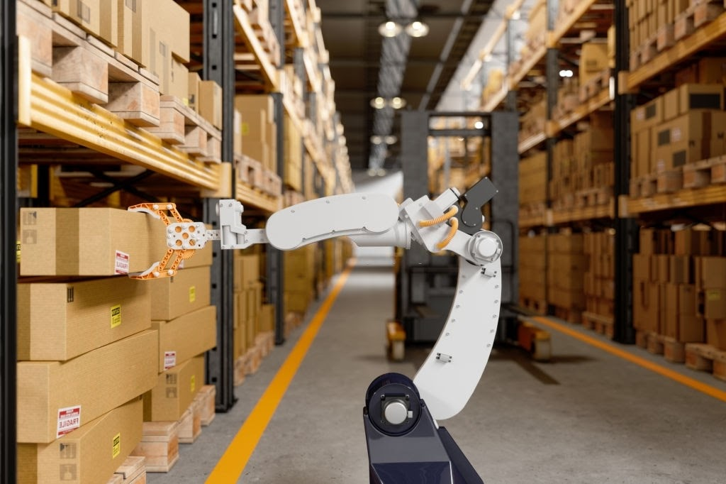 Automation in Logistics and Supply Chain Management