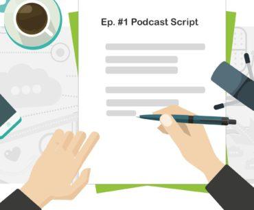 Structure a Podcast Script