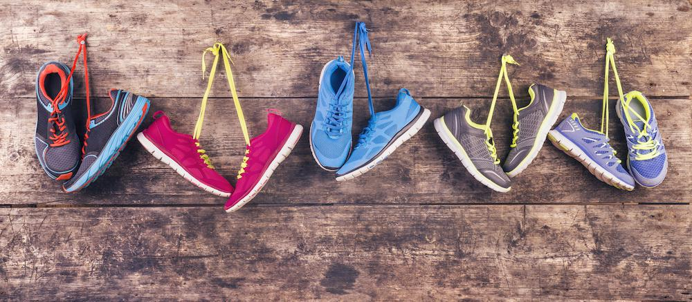 Choosing The Right Running Shoe
