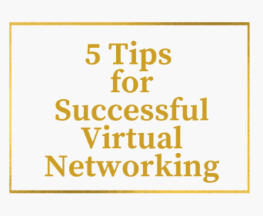 Tips for Successful Virtual Networking