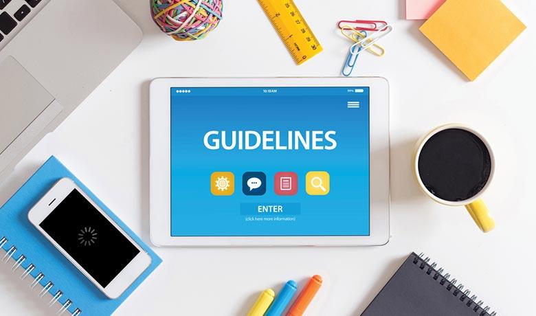 WCAG Guidelines for Websites